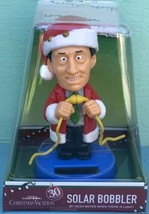 National Lampoons Christmas Vacation Solar Bobbler Clark Griswold New In... - $19.98