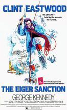 The Eiger Sanction - 1975 - Movie Poster - $9.99+
