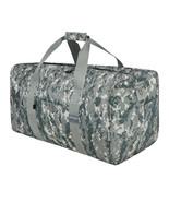 42 Inch Square Cargo Sports Bag Camo ACU Duffel Huge Jumbo Duffelbag Tot... - $29.69