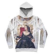 New Fashion Womens/Mens Nicki Minaj Funny 3D Print Hooded Sweatshirts Jumper Fas image 4