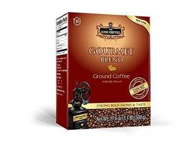 KING COFFEE VIETNAMESE GOURMET BLEND Ground Coffee 500g (17.6 oz) | Medi... - $18.21