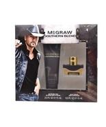 McGraw Southern Blend 2 Piece Set:  Eau De Toilette Spray .5 Fl Oz.,  Ha... - $23.74