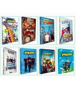 Impractical Jokers: Seasons 1-8 (28-Disc,DVD,Box Set) Brand New - $72.00