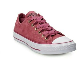 NEW Women's Converse Chuck Taylor All Star Canvas Low Top Sneakers Vinta... - $49.49