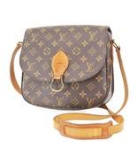 Authentic LOUIS VUITTON Saint Cloud GM Monogram Shoulder Bag #38192 - $495.00