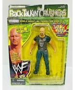 Jakks Pacific Back Talking Crushers Stone Cold Steve Austin - $23.38