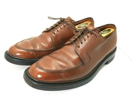 "Vintage  NETTLETON ""ALGONQUIN ""SPLIT TOE   Brown Dress Shoes men's size ... - $157.41"
