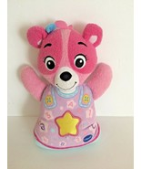 VTech Soothing Songs Teddy Bear, Pink Stuffed Plush Baby Toy - $12.99