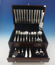 Wentworth by Watson Sterling Silver Flatware Set For 12 Service 102 Pieces - $4,900.00