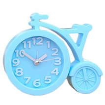 George Jimmy Cute Student Alarm Clock Stylish Silent Bedside Alarm Clock #3 - $26.52