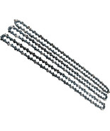"""3x Chainsaw Chain 20 Inch 0.050"""" Gauge 3/8"""" Pitch 72 Drive Links for 72L... - $39.50"""