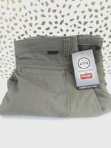 Wrangler All Terrain Gear Utility Pants 5 Pocket Straight Fit SEA GRASS 36X34   image 2
