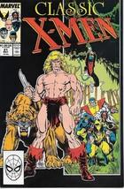 Classic X-Men Comic Book #21 Marvel Comics 1988 NEAR MINT NEW UNREAD - $2.99