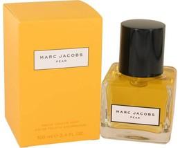 Marc Jacobs Pear Perfume 3.4 Oz Eau De Toilette Spray image 5