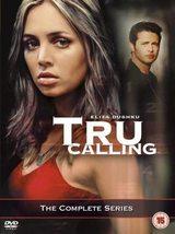 Tru Calling The Complete Series DVD True Calling *REGION 2 PLEASE READ L... - $22.95