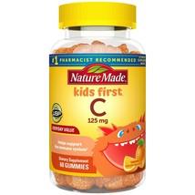 Nature Made Kids First Vitamin C Gummies 60 Ct Gomitas Vitaminas..+ - $15.99