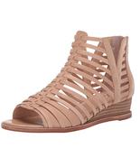 Vince Camuto Revey Women's Sandal, Natural, 6M - £68.04 GBP