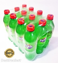 Buy 20 get 4 FREE FANTA Exotic Full Bottles from Albania 0.5L in 72hrs w... - $399.00