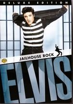 Jailhouse Rock DVD Elvis Presley Judy Tyler Mickey Shaughnessy - $2.99