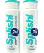 2 Count Zest BRRRRRR Cloudberry Snowdrop Menthol Energizing Body Wash 18... - $17.99