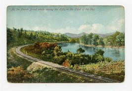 The French Broad Winds Among the Hills Land of the Sky North Carolina Po... - $17.82