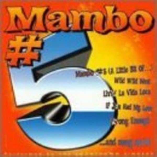 Mambo 5 by Countdown Singers Cd