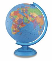 Adventurer 12 Inch Desktop World Globe By Replogle Globes - $48.95