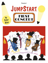 JumpStart First Concert Percussion 1 - $3.95