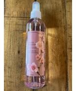 Bath & and Body Works Original CHERRY BLOSSOM Splash 8 oz Fragrance Spla... - $17.82