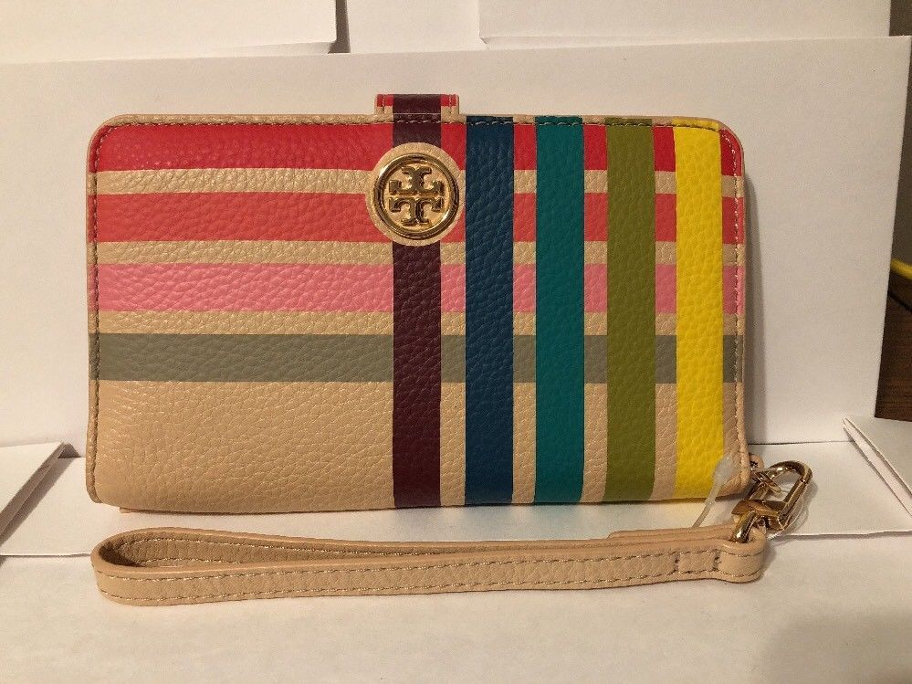 4be44b4714b6 Tory Burch Multicolor Smart Phone Bifold and 50 similar items. S l1600 17