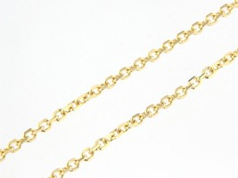 Unisex 14kt Yellow Gold Necklace - $379.00