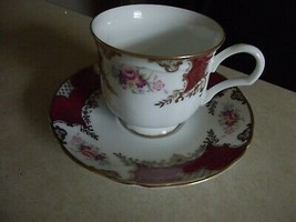 Mikasa Carlton Place cup and saucer 2 available  - $4.46