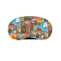 Frontierland Disney Inspired Sleeping Mask - $15.99+
