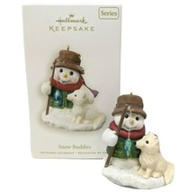2008 Hallmark Keepsake Ornament Snow Buddies #11 in Series - $15.85