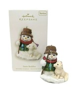 2008 Hallmark Keepsake Ornament Snow Buddies #11 in Series - $15.85
