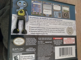 Nintendo DS futureU: The Prep Game For SAT image 2