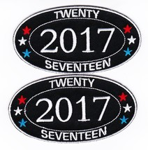 2017 SEW/IRON On Patch Embroidered Badge Emblem Chevrolet Ford Dodge Pontiac - $12.50