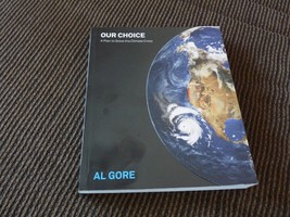Al Gore OUR CHOICE Signed Autographed Book VP Vice President PSA Guaranteed - $39.99
