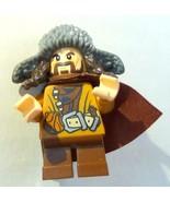 LEGO Warrior Minifigure Man Brown Cape - £7.12 GBP