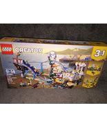 Lego Creator Set 31084 Pirate Roller Coaster - $129.99