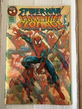 Spider-Man Maximum Clonage Alpha #1 Marvel Comic Book 1995 NM Condition - $4.49