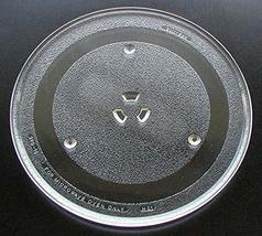 "GE Microwave Glass Turntable Plate / Tray 12 1/2 "" WB49X10069 - $34.84"