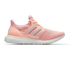 Adidas Ultra Boost 4.0 Clear Orange Primeknit F36126 Womens Running Shoes - $109.95