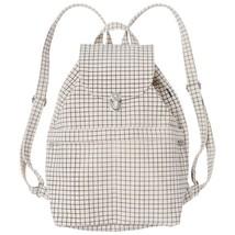 BAGGU Backpack - Natural Grid - $98.99