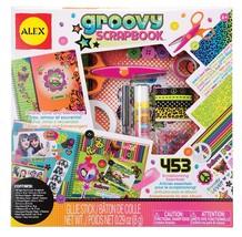 ALEX Toys Craft Groovy Scrapbook - $17.87