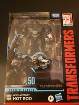 Transformers HOT ROD Deluxe Class Studio Series 50 Action Figure in stock - $31.19