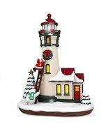 Hallmark Keepsake Christmas Ornament 2018 Year Dated, Luminous Lighthous... - $49.49