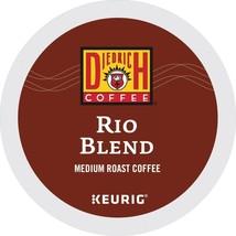 Diedrich Rio Blend Coffee, 24 Kcups, Free Shipping - $18.99