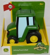 John Deere LP67305 Johnny Tractor Push And Roll Toy 18 Months image 2