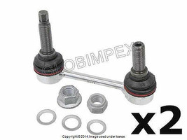 Mercedes w164 w251 REAR L/R Sway Bar Link Set of 2 LEMFOERDER OEM +WARRANTY - $98.20